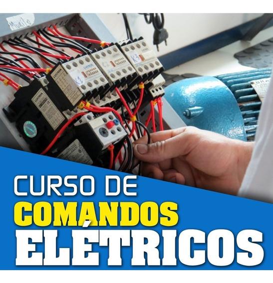 Dvd Curso Completo De Comandos Elétricos Frete Grátis
