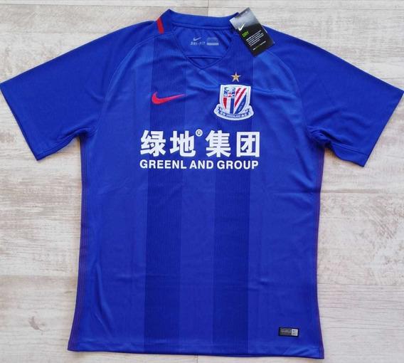 Camiseta Shanghai Shenhua
