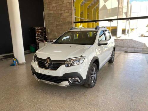 Renault Sander Stepway Zen 0km Y 18 Cuotas X $34.099