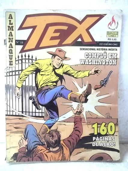 Tex Almanaque Complô Em Washington Revista Bom Estado