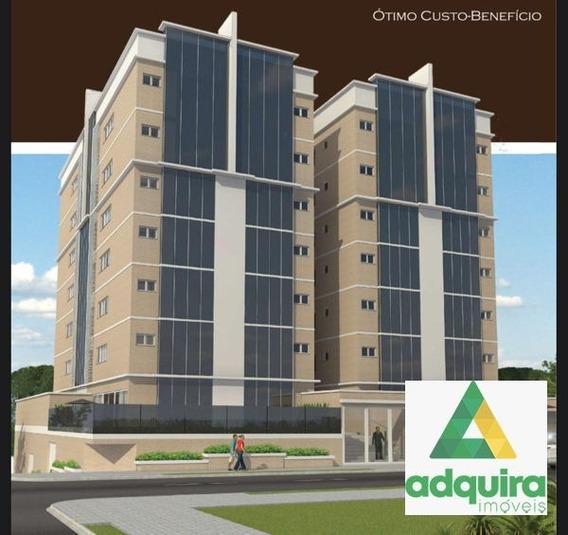 Apartamento Padrão Com 3 Quartos No Edifício Jardim Carvalho - 5678-v