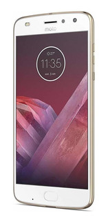 Motorola Z2 Play Dual SIM 64 GB Ouro-fino 4 GB RAM