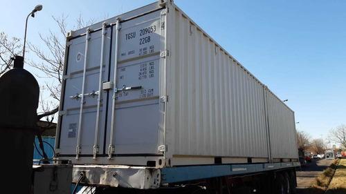 Contenedores Maritimos Usados Containers 40' Dv - Moron
