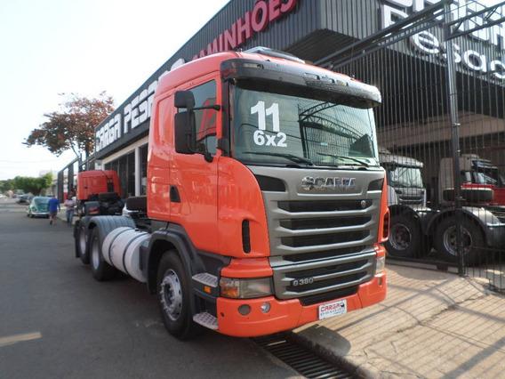Scania G 380 6x2 Trucada 2011 G380 = 420 G420 R440 Fh 440