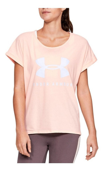 Remera Under Armour Graphic Mujer