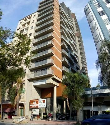 Studio No Largo Do Arouche, 1 Dormitório, 34,60 Metros De Área Privativa, Pronto Pra Morar, Lazer Completo. - Ap8846
