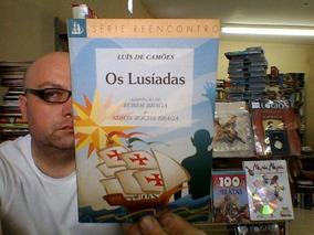 Livro Os Lusiadas De Luis De Camoes \ Rubem Braga