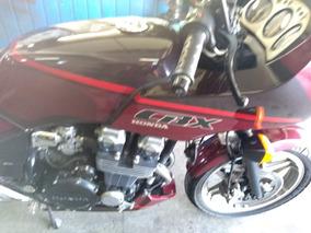 Moto Cbx 750 Four Galo 1989