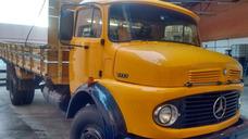Mercedes-benz Mb 1113 Ano 1977 Otimo Estado De Conservacao