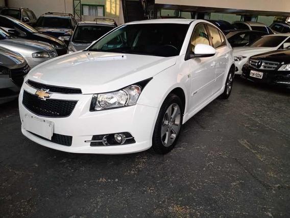 Chevrolet Cruze Sport6 Lt 1.8 Flex 2014 Branco Completo