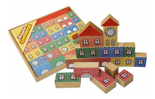 Jogo Pedagógico Pequeno Construtor 984.5