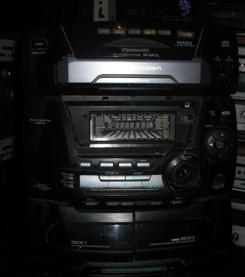 Micro System Panasonic Mod: Sa-ak15