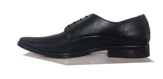 Zapatos Santini, Negro, Hombre, Piel Liquidación