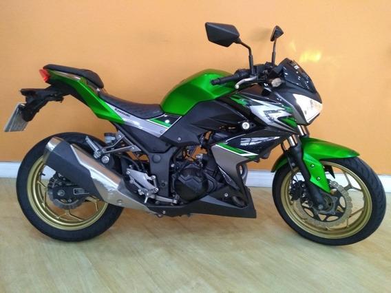 Kawasaki Z - 300 Abs 2018 Verde
