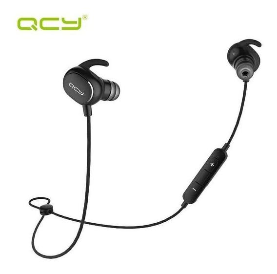 Fone De Ouvido V5.0 Sem Fio Bluetooth Qcy Qy19