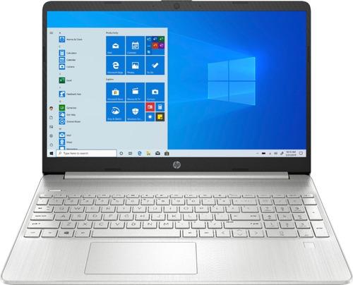 Imagen 1 de 6 de Notebook Hp 15,6' Full Hd Core I5 11va Gen 8gb Ram Ssd 256gb
