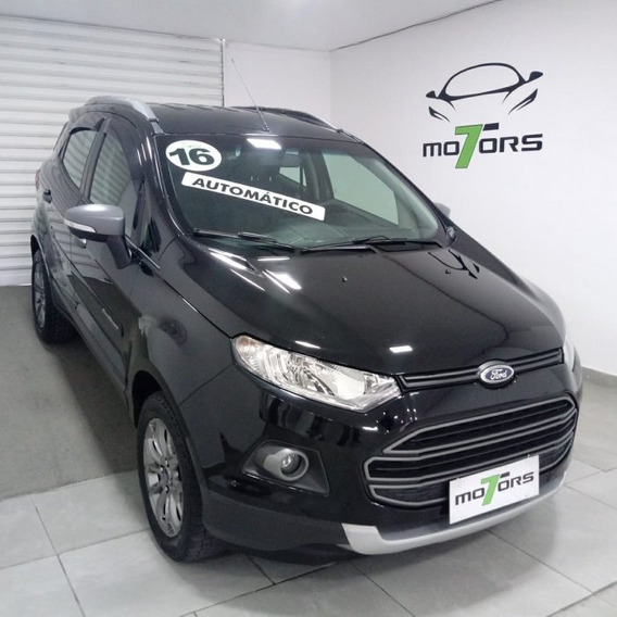 Ecosport 1.6 Freestyle 16v Flex 4p Powershift