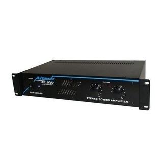 Potencia Dj Profesional Altech Xp6000 1200w Amplificador