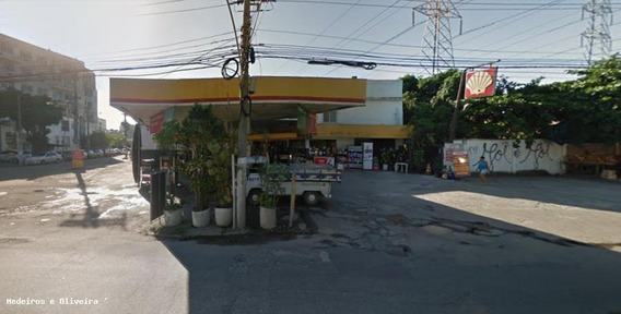 Posto De Combustível Para Venda Em Rio De Janeiro, Braz De Pina - Po1676