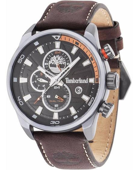 Relógio Multifunções Timberland Henniker 14816jlu-02a