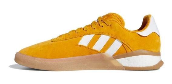 Iênis adidas 3st Skateboard Amarelo Original