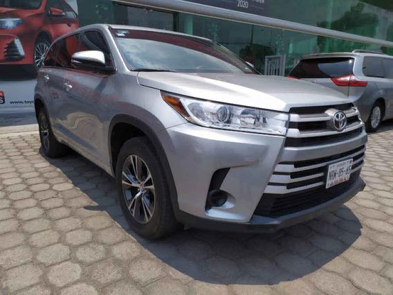 Toyota Highlander 2018 5p Le V6/3.5 Aut