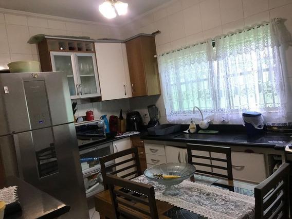 Casa Em Jardim Casqueiro, Cubatão/sp De 77m² 3 Quartos À Venda Por R$ 310.000,00 - Ca96918
