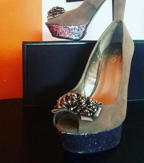 Zapatos Aldo 38/mujer. Nuevos. Oferta