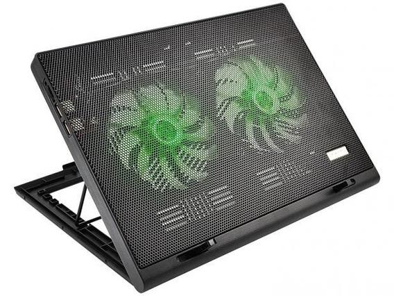 Base Para Notebook Cooler Gamer Led Multilaser - Ac267