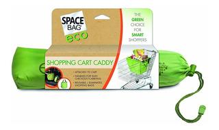 Sacolas Eco-bag Carrinho De Supermercado
