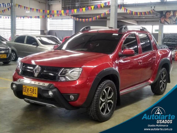Renault Duster Oroch M/t 2.0 Año 2020