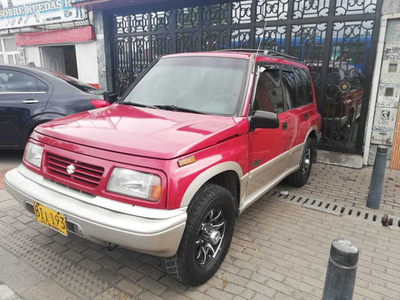 Chevrolet Vitara 1.6 1997 Recibo Vehiculo