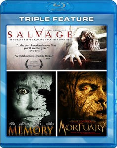 Blu-ray Mortuary / Salvage / Memory