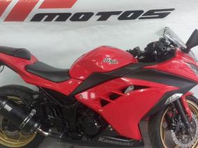 Kawasaki Ninja 300cc 2014
