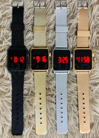 Kit 15 Relógios Digital Unissex Barato Atacado Revenda !!!