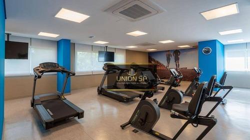 Apartamento Com 2 Dormitórios À Venda, 73 M² Por R$ 547.206,00 - Morumbi - São Paulo/sp - Ap47455