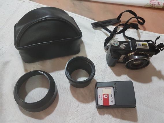 Câmera Fotográfica Sony Cyber Shot 8.1