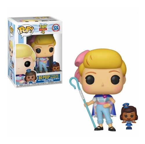 Funko Pop Bo! Peep With Officer Giggle Mcdimples #524