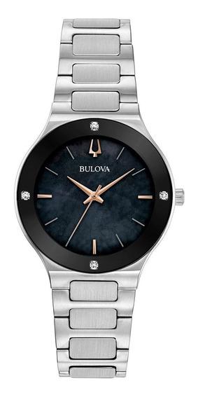 Reloj Bulova Millenia Diamonds 96r231 Dama E-watch