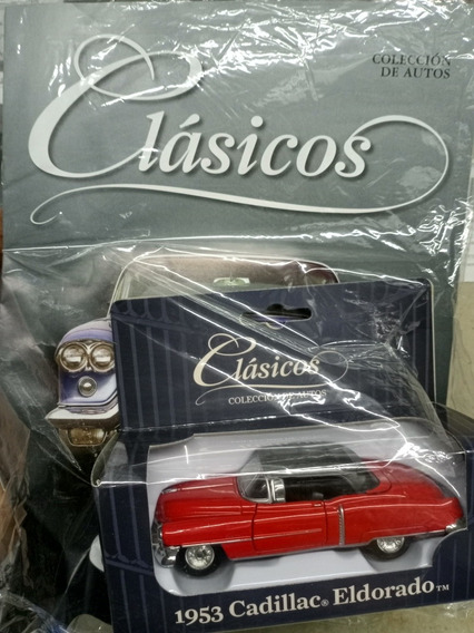 Colección Autos Clásicos Clarín - Cadillac Eldorado (1953)