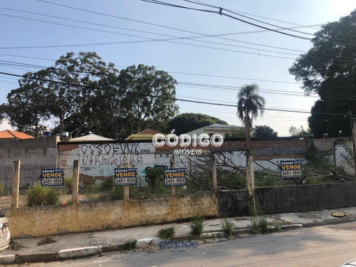 Imagem 1 de 6 de Terreno Residencial À Venda, Vila São João, Guarulhos - . - Te0036