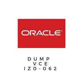 Oracle Iz0-062 Dump Vce