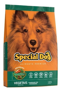 Special Dog Vegetais Adultos - 20kg