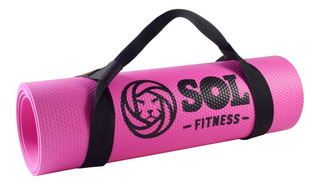Cintas Porta Colchoneta De Yoga/mat De Pilates Sport Maniac