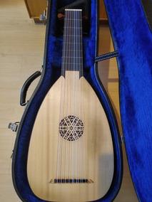 Alaúde Renascentista Luthier Luciano Faria Ano 2010