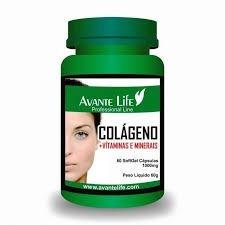 Colágeno + Vitaminas E Minerais Avante Life