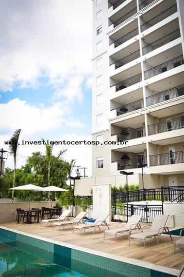 Apartamento Para Venda Em São Paulo, Sacomã, 2 Dormitórios, 1 Suíte, 2 Banheiros, 1 Vaga - Living Ha_1-1192753
