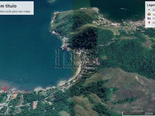 Terreno Em Angra Dos Reis - Praia Retiro