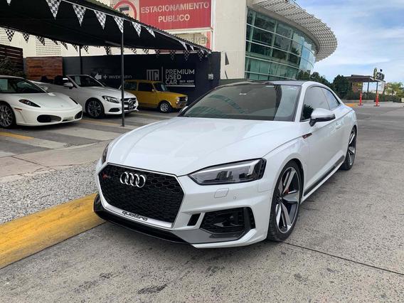 Audi Serie Rs 4.0 7 Tfsi Tiptronic At 2018