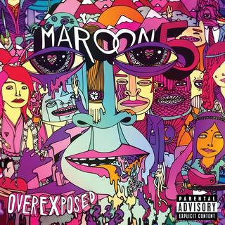 Maroon 5 Overexposed + Bonus Cd Nuevo Cerrado En Stock